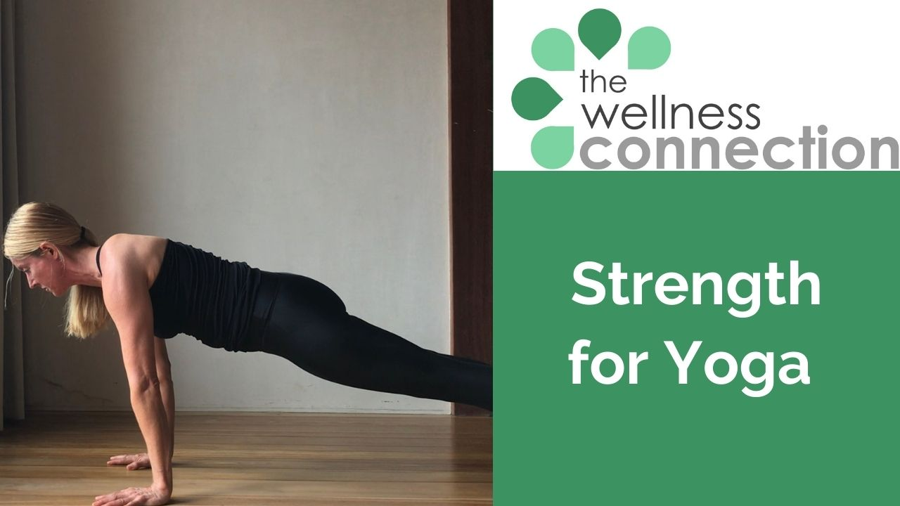 Strength in Yoga Course